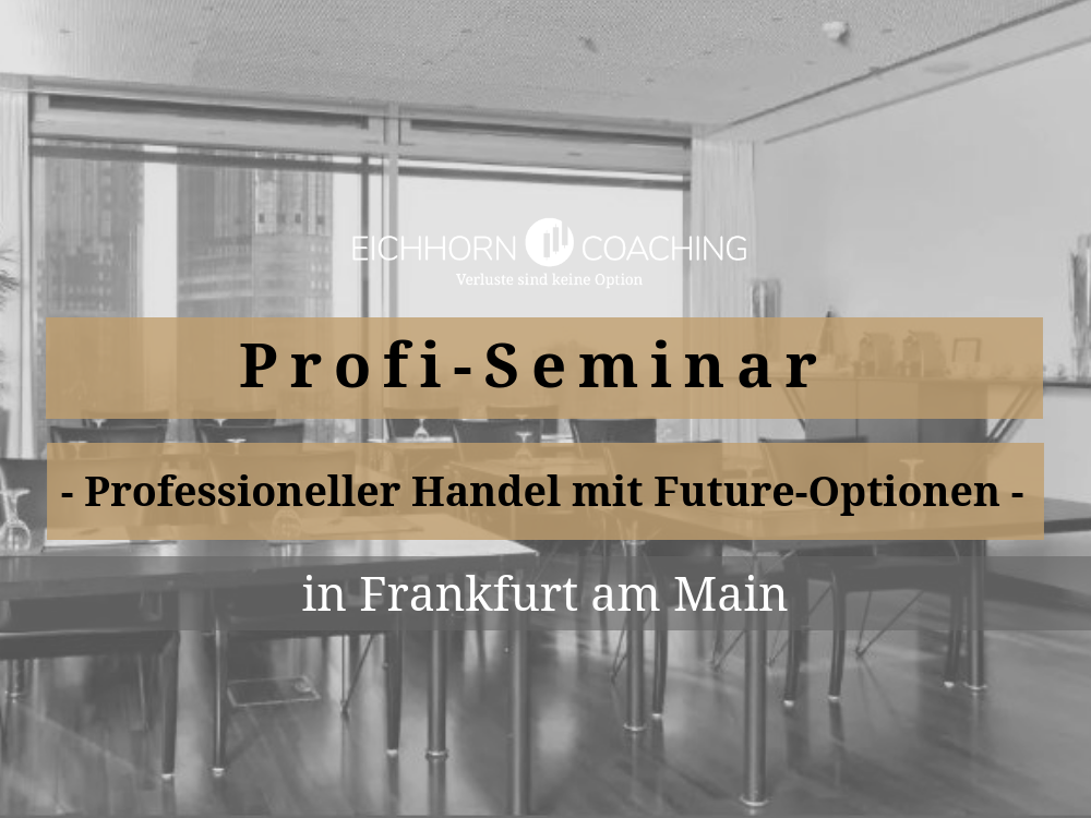 Profi-Seminar Future-Optionen