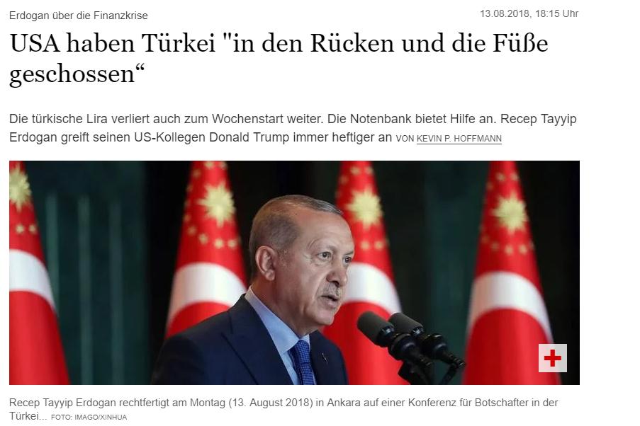 Türkei Krise Tagesspiegel