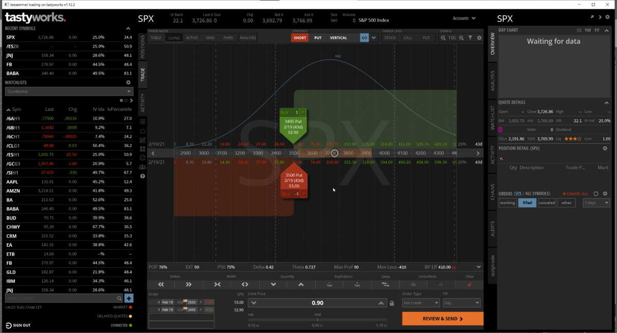 Trading Journal - Screenshots anlegen