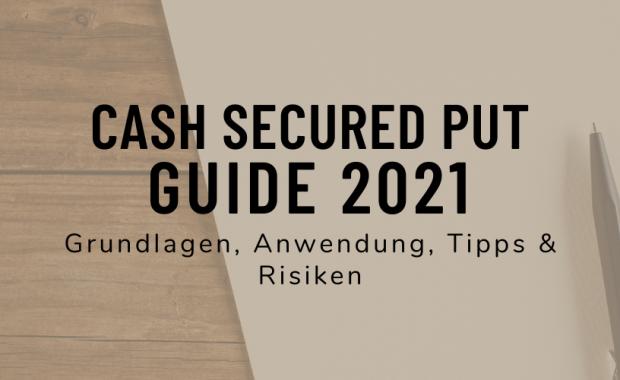 Cash Secured Put Guide